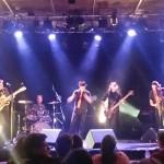 Concert de Bibeo, chanson française, au Bistrot de la scène à Dijon