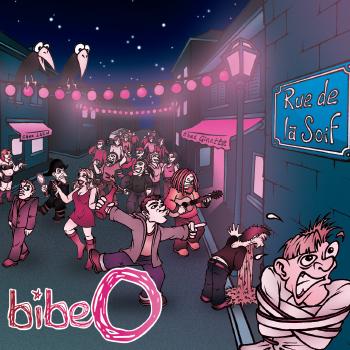 Deuxième album Bibeo